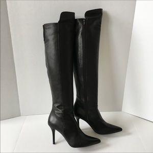 Stuart Whitman leather boots